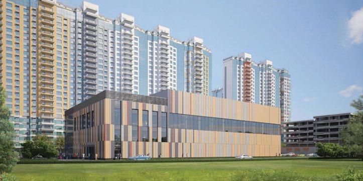 Выдано разрешение на строительство ФОКа в Митино