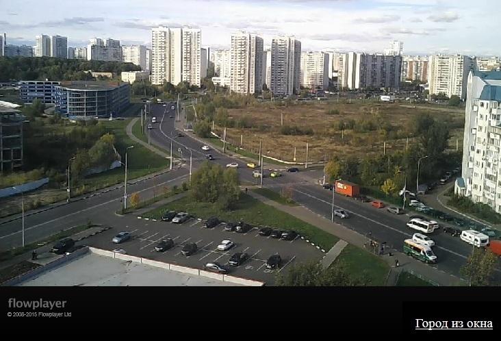 Онлайн камеры Митино - улица Генерала Белобородова, дом 12