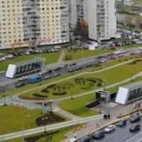 «Пятницкое шоссе» парк