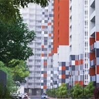 Сергей Собянин посетил комплекс жилой застройки 2-го микрорайона Митино