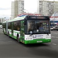 Режим работы автобусов маршрута «С3» в районе Митино продлят