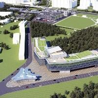 Гостиничный комплекс и многофункциональный центр могут появиться в рамках создания ТПУ «Пятницкое шоссе»