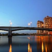 Автомобильный и пешеходный мосты свяжут спортивный кластер в Тушино со Строгинским шоссе
