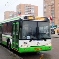 Один из автобусных маршрутов в Митино оборудуют бесплатным Wi-Fi