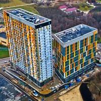 В Митино завершается строительство общественно-делового центра