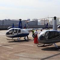 В Митино на месте промзоны появится вертолетная площадка