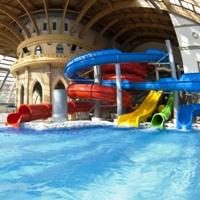 Аквапарк с площадками для серфинга появятся в составе торгово-развлекательного комплекса «Отрада»