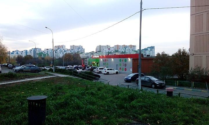 В Митино открылся новый магазин торговый сети «Пятерочка»