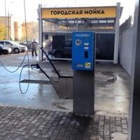 Бесплатно подкачать шины теперь можно у станции метро «Волоколамская»