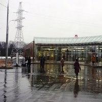 """Новую железнодорожную станцию с гостиницей построят у метро """"Волоколамская"""""""