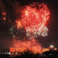 В День города небо над Митино украсят хризантемы и пионы
