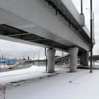 На Волоколамском шоссе построят разворотную эстакаду