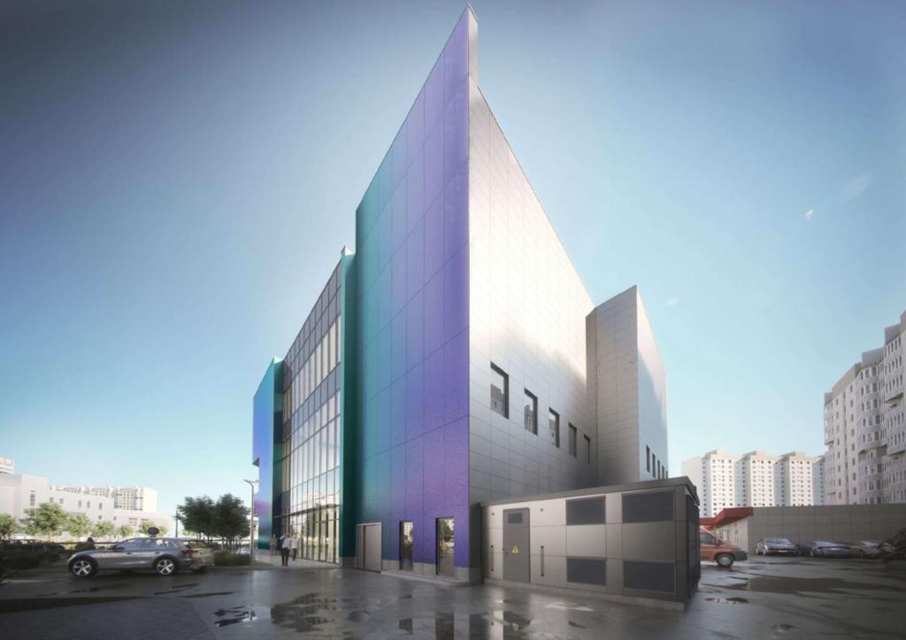 Торговый центр с кафе и лифтом для машин появится в районе Митино