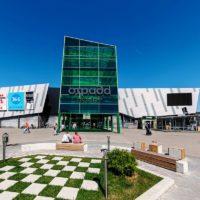 Торговый парк «Отрада» временно закрыт