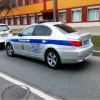 ДПС, полиция, ГИБДД, Lexus украли у управляющего автомойки в Митино
