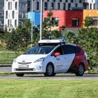 В Митино можно будет увидеть первые беспилотные автомобили