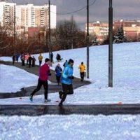Уникальный забег «Подъем 1 января» пройдет в первый день 2020 года в парке Митино