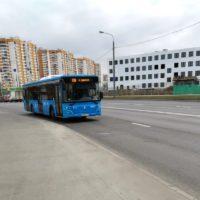 Москомархитектура согласовала проект автобусного парка в Митино