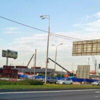 Работы на развязке МКАД с Волоколамским шоссе будут завершены до конца года