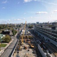 Из-за реконструкции движение на участке Волоколамского шоссе перекроют